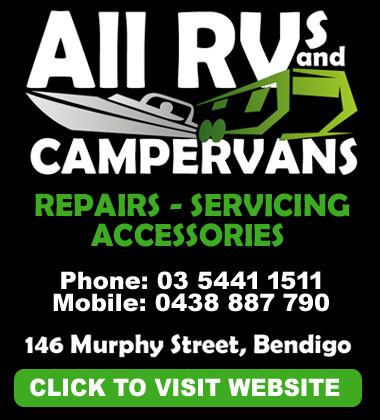 All RVs and Campervans